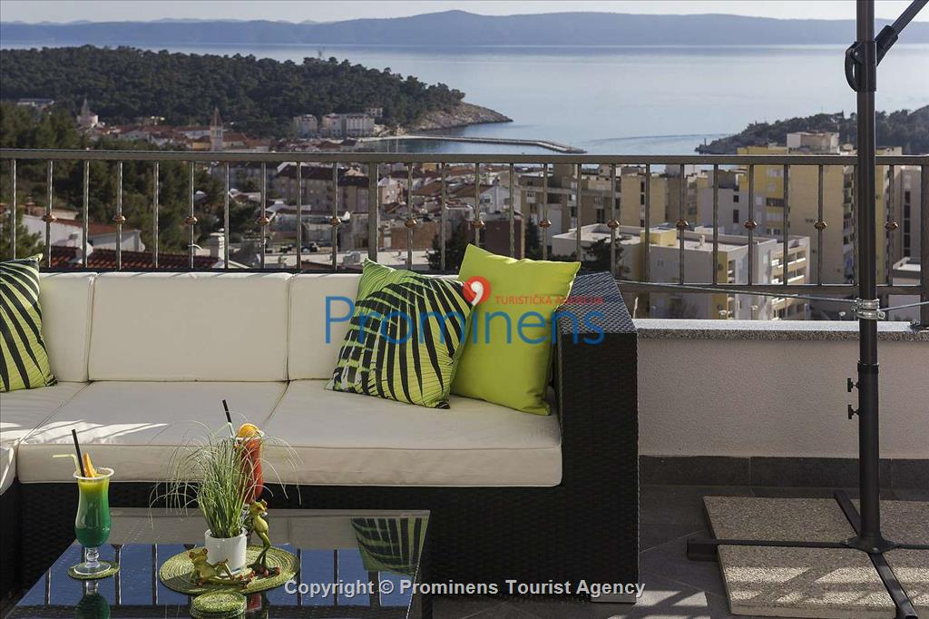 Penthouse Sunset Makarska